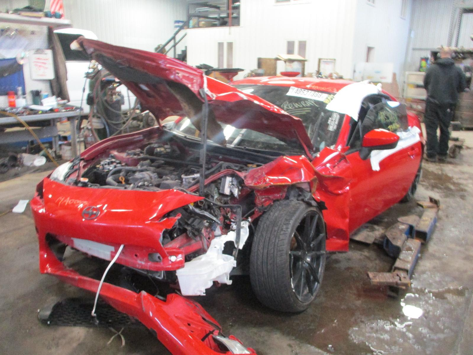 Dismantled Vehicle Of The Week Morrison S Auto Parts